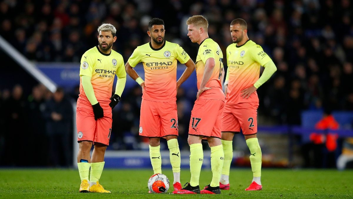Wednesday Champions League Betting Odds & Pick: Manchester City vs. Real Madrid (Feb. 26, 2020) article feature image
