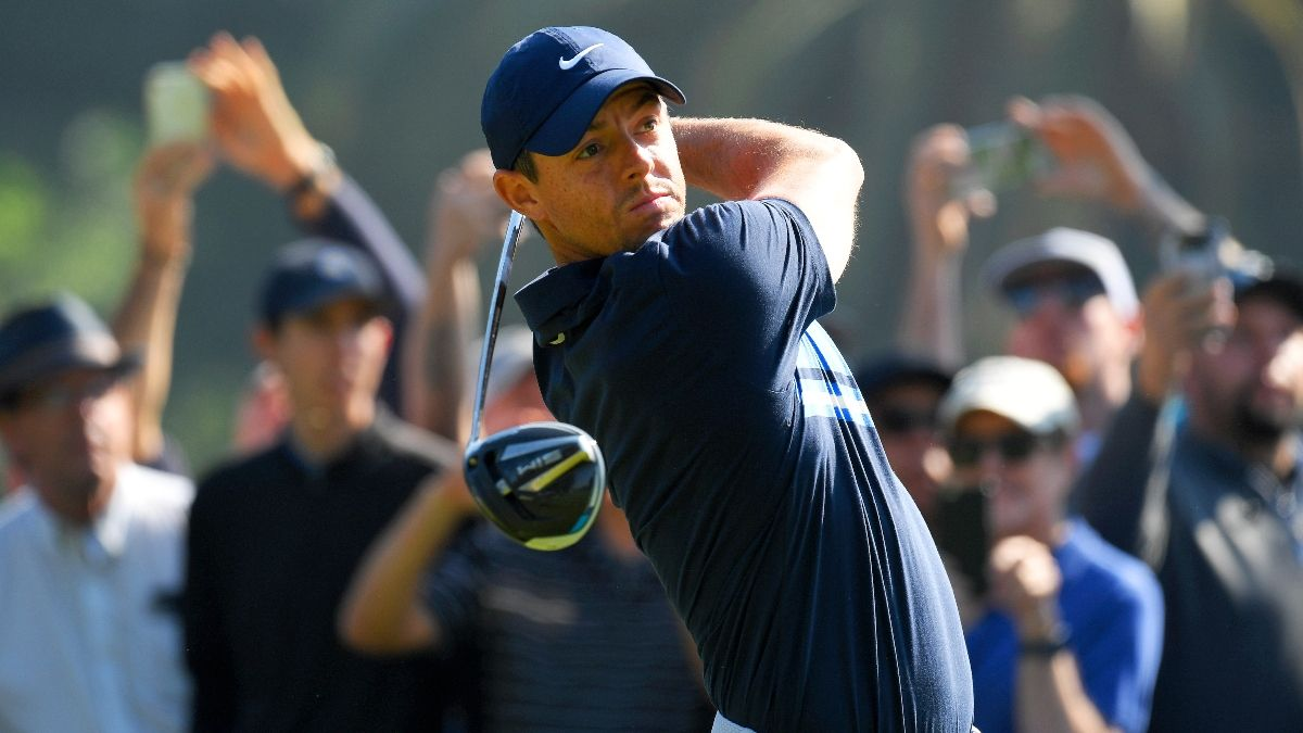 Sobel's WGC-Mexico Picks, Betting Odds: How To Bet Rory McIlroy, Bryson DeChambeau and More at Chapultepec article feature image