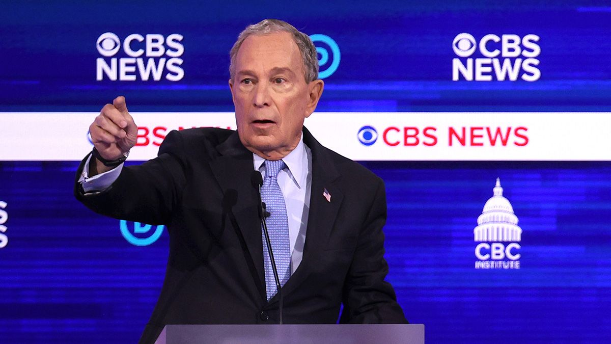 Updated 2020 Democratic Primary Odds: Bloomberg's Chances to Win Nomination Rise, Bernie Sanders Remains the Favorite article feature image