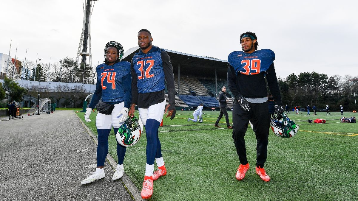 Seattle Dragons XFL Betting Preview: Odds, Picks, Predictions, Depth Chart, More article feature image