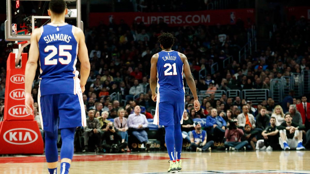 Clippers vs. 76ers Betting Odds, Betting Picks & Predictions: Should You Bet Philadelphia As a Home Underdog? article feature image