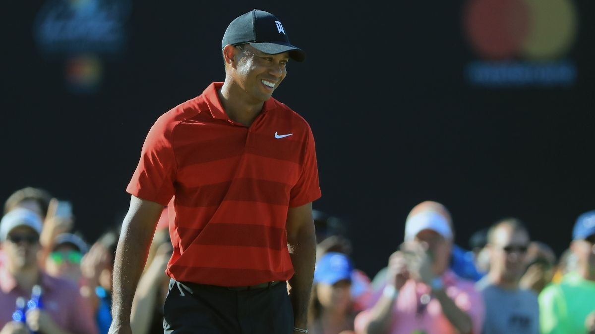 Sobel: Looking Back at Tiger's Eight Wins as the Betting Favorite at Bay Hill article feature image
