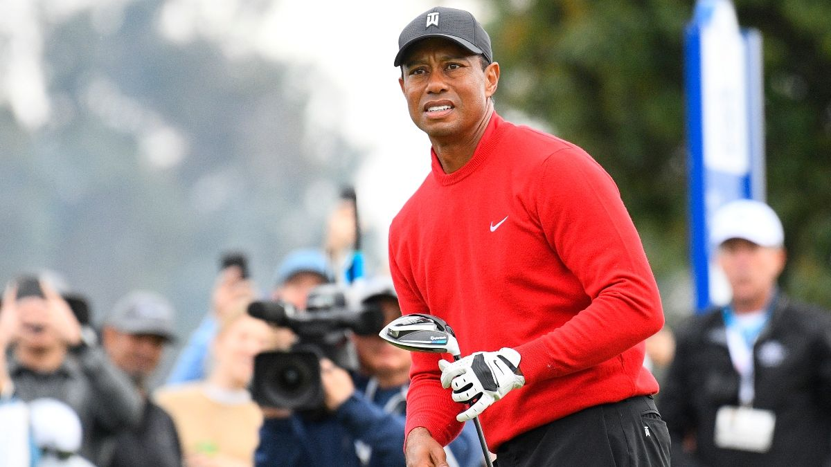 Sobel's Genesis Invitational Betting Odds and Predictions: How To Bet Tiger Woods, Xander Schauffele and More article feature image