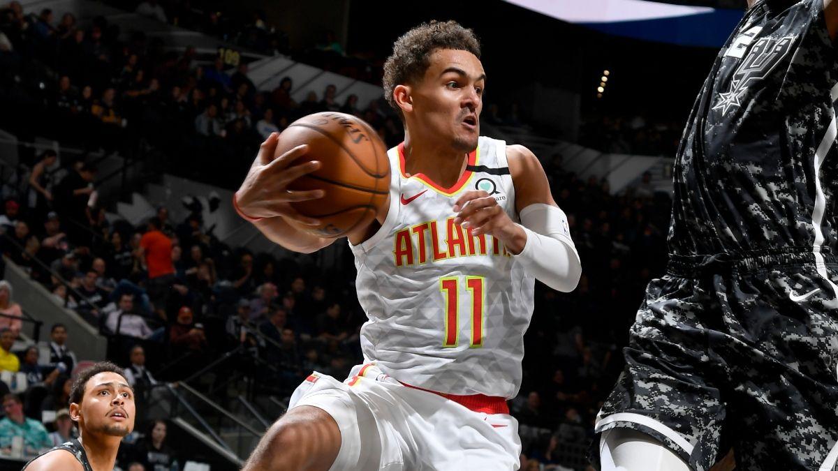 NBA Sharp Betting Picks (Feb. 1): Pros Hitting Knicks vs. Pacers, Hawks vs. Mavericks article feature image
