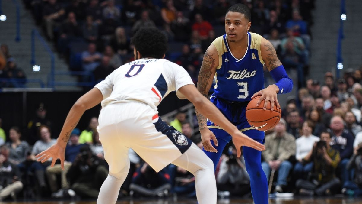 UConn vs. Tulsa Sharp Betting Pick (Feb. 6): Pros Hammering Spread in College Basketball Clash article feature image