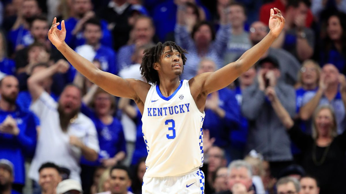Saturday College Basketball Odds & Picks: How to Bet Tennessee vs. Kentucky, Auburn vs. LSU article feature image