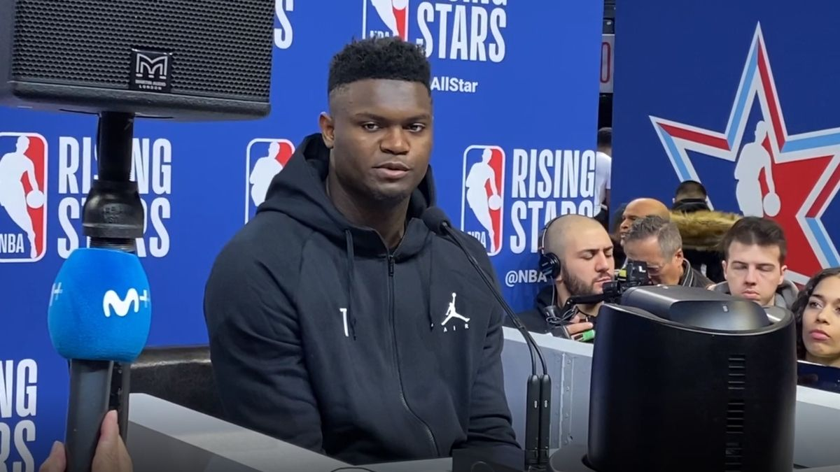 Wob: The Time Zion Williamson Bet on Himself in Middle School & More From the NBA's Rising Stars article feature image