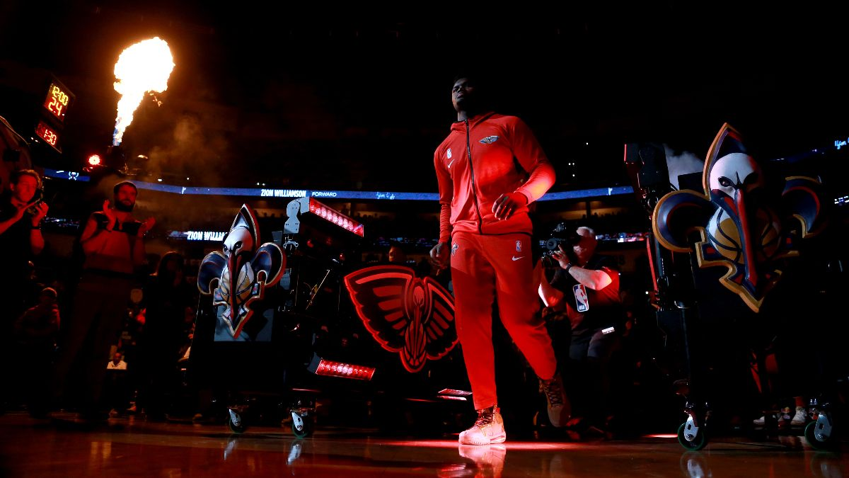 Pelicans vs. Rockets Betting Picks, Odds & Predictions: How to Bet the Historically High Over/Under article feature image