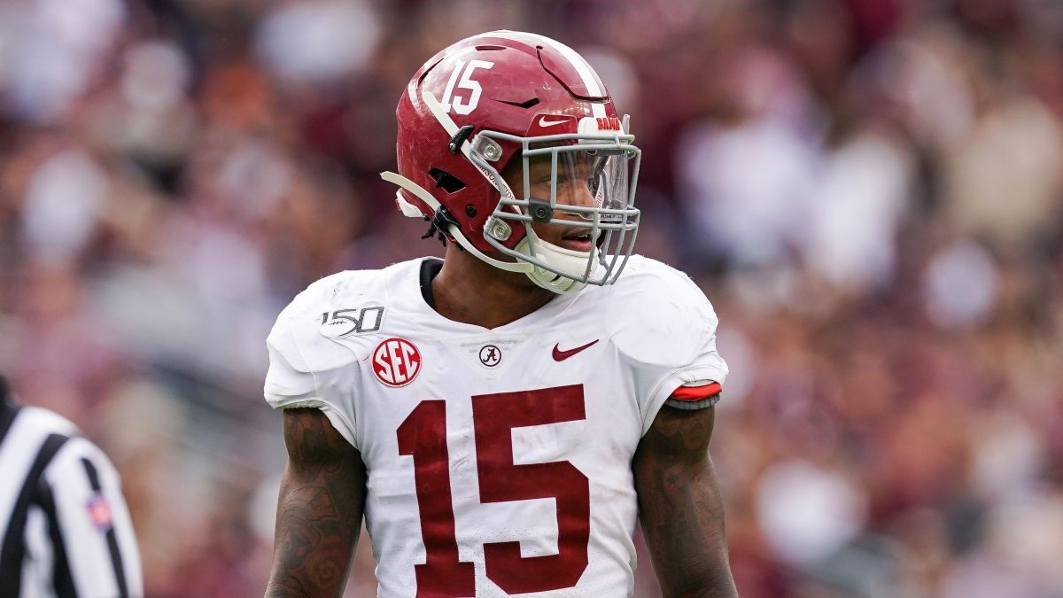 2020 NFL Draft Odds & Prop Picks: Betting on Xavier McKinney to Be First Safety Drafted article feature image