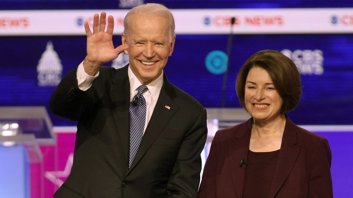 2020 Vice President Odds: Best Bets for Joe Biden's Democratic VP Pick article feature image