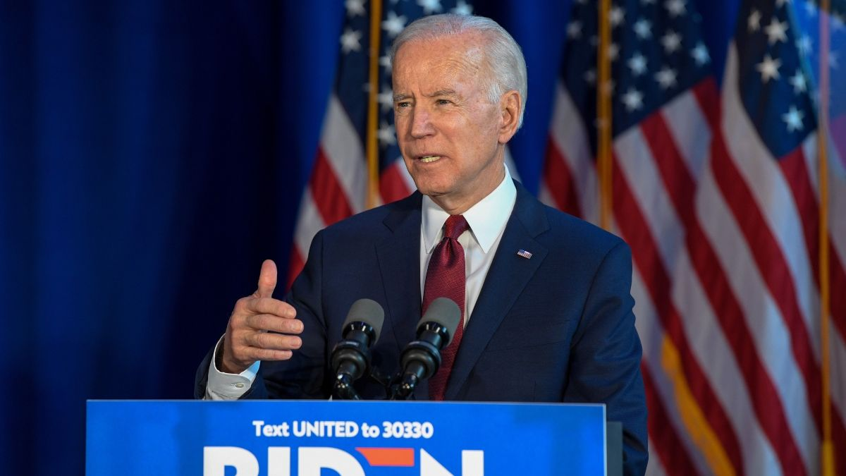 2020 Virginia Democratic Primary Odds & Chances: Joe Biden Expected to Win on Super Tuesday article feature image