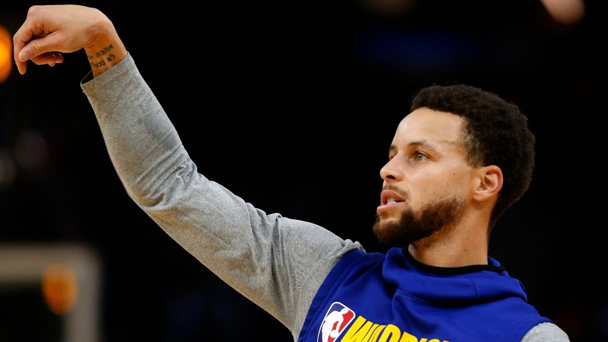 Thursday's Projected NBA Starting Lineups & Injury News: Stephen Curry's Return article feature image