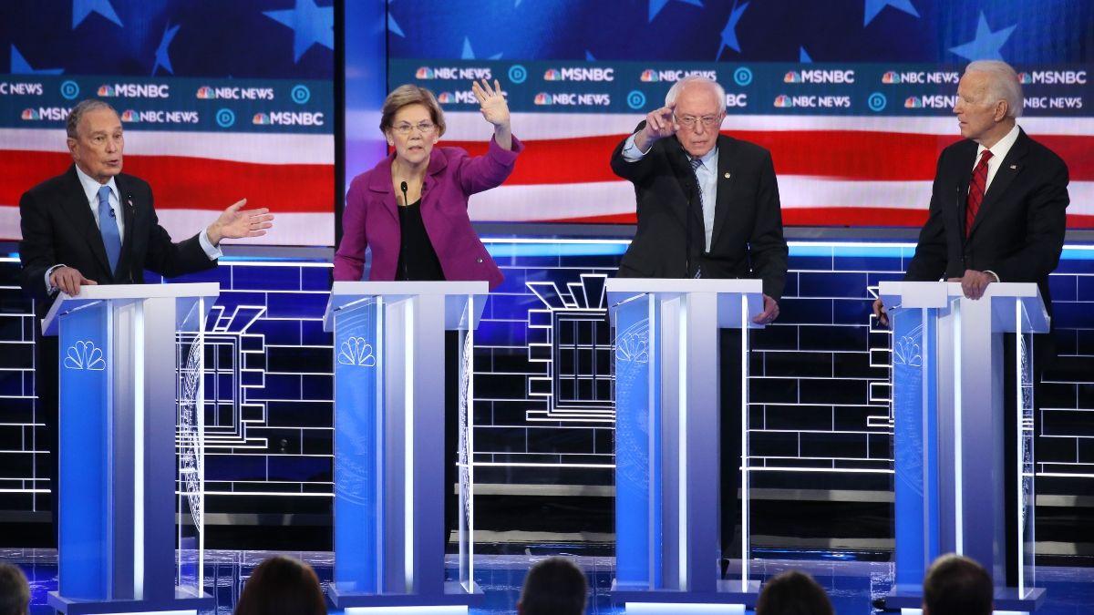 2020 Oklahoma Democratic Primary Odds & Chances: Key Head-To-Head Battle Between Biden & Sanders article feature image