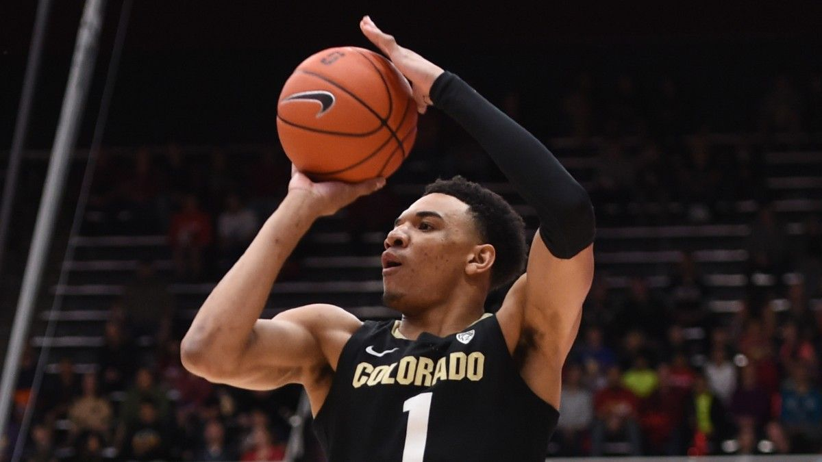 Buffaloes Opening Night Promo: Bet $1, Win $100 if Colorado Makes a 3-Pointer! article feature image