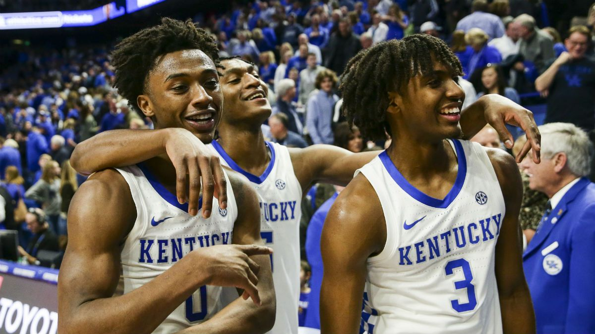 College Basketball Odds & Betting Picks: Florida vs. Kentucky, Indiana vs. Wisconsin article feature image