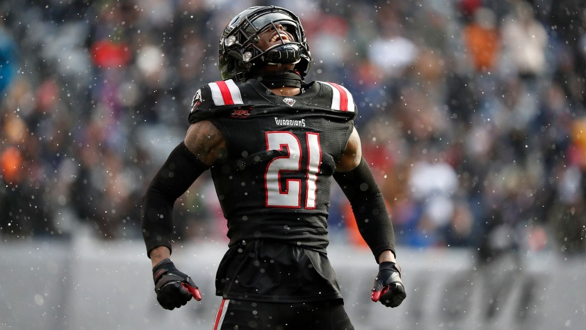 """New York Guardians vs. Dallas Renegades XFL Betting Odds, Pick & Analysis: Prepare to Feel """"Under""""-whelmed article feature image"""