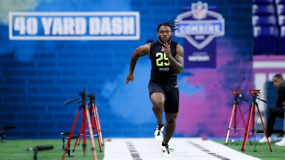Freedman's Post-Combine 2020 Rookie Dynasty Fantasy Football Rankings article feature image