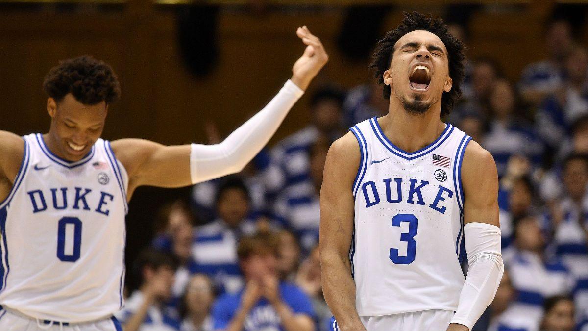 Duke-North Carolina Betting Odds, Pick, Prediction: Will the Blue Devils Shut Down UNC? article feature image