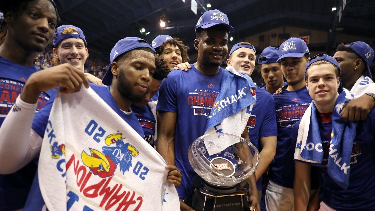 Simulations Reveal Potential 16-Team NCAA Tournament Winner article feature image