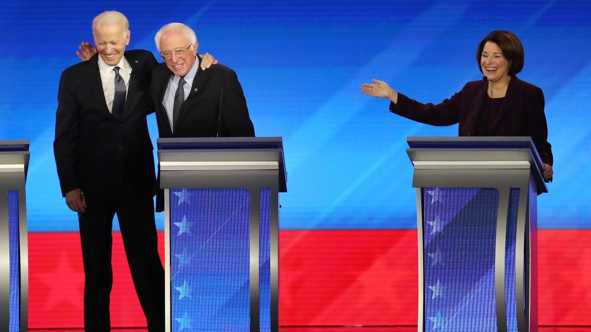 2020 Minnesota Democratic Primary Odds & Chances: Bernie Leads, But Biden Gets Key Endorsement from Klobuchar article feature image