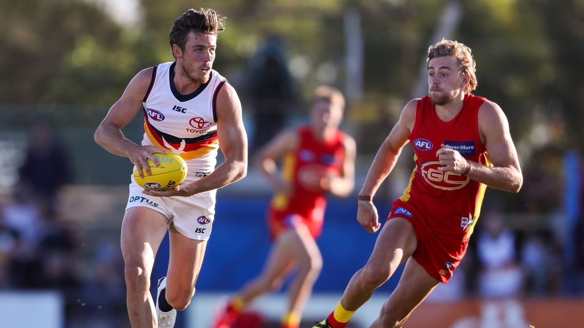 Aussie Rules Football Odds and Betting Picks: Adelaide Crows vs. Sydney Swans article feature image