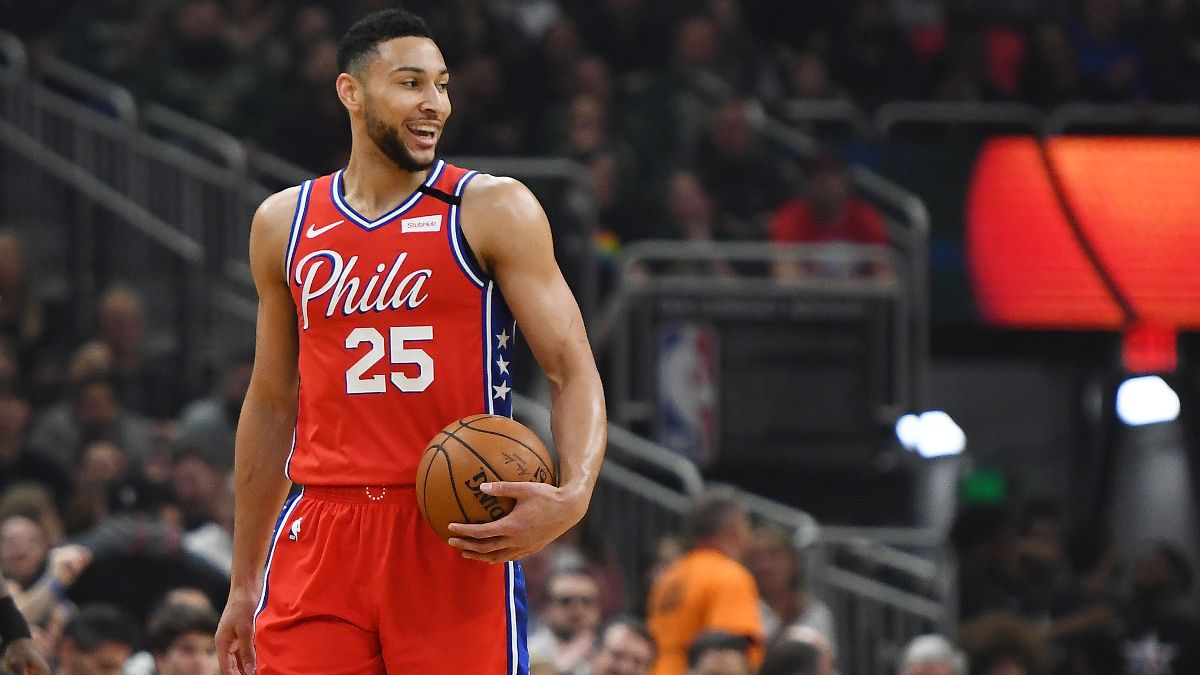 NBA King of the Hill Tournament: Ben Simmons' Game Is Perfect for 1-on-1 article feature image
