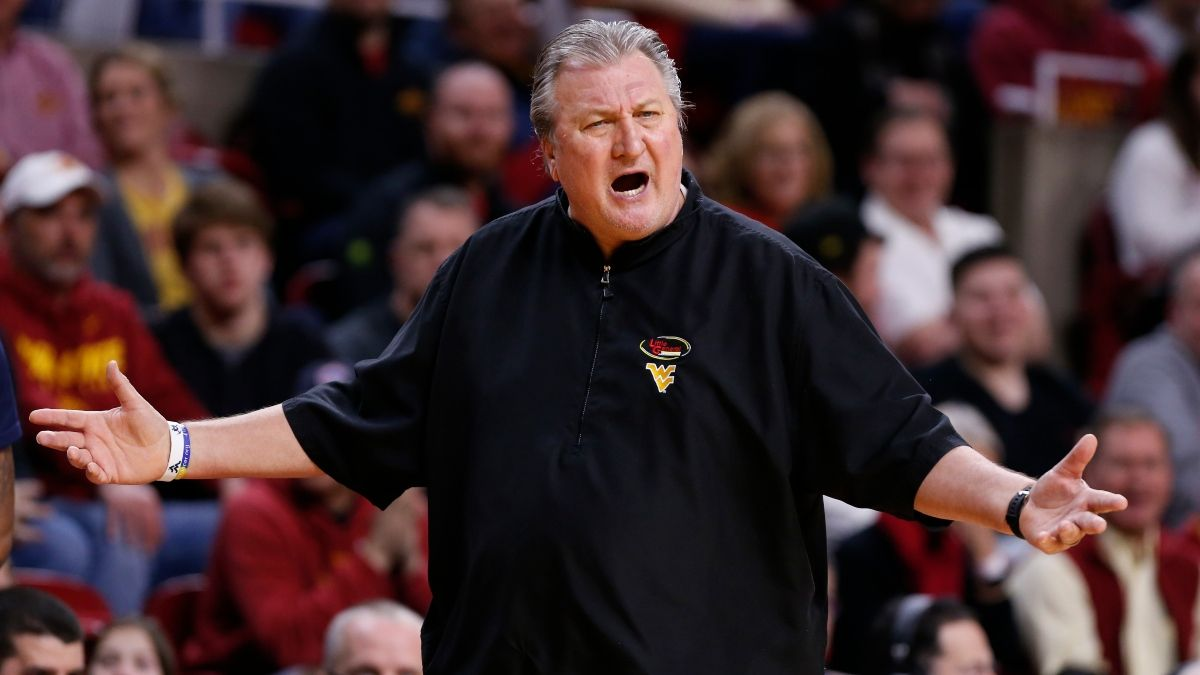 Thursday Big 12 Tournament Betting Odds & Picks: Texas Tech vs. Texas & West Virginia vs. Oklahoma article feature image