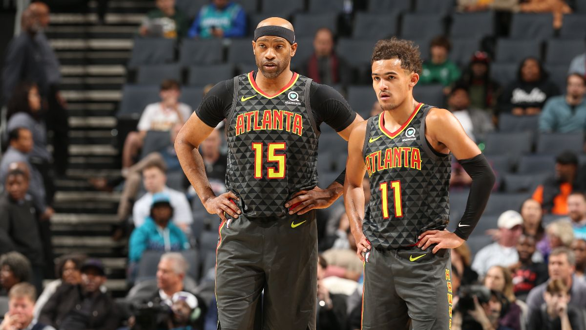 Moore's NBA Betting Angles, Picks: Monday's Hornets vs. Hawks Over/Under Is Bonkers article feature image