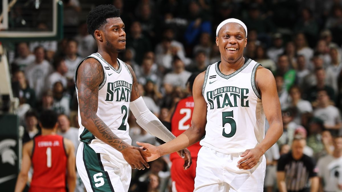 Michigan State vs. Penn State Odds, Sharp Betting Pick: Pros Eyeing Tuesday Total article feature image