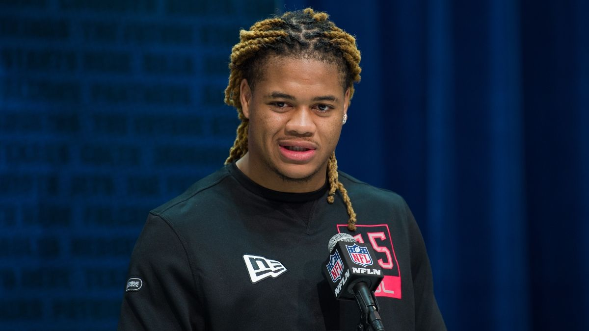 2020 NFL Draft Odds & Prop Picks: Exact Order of Top 3 Picks article feature image