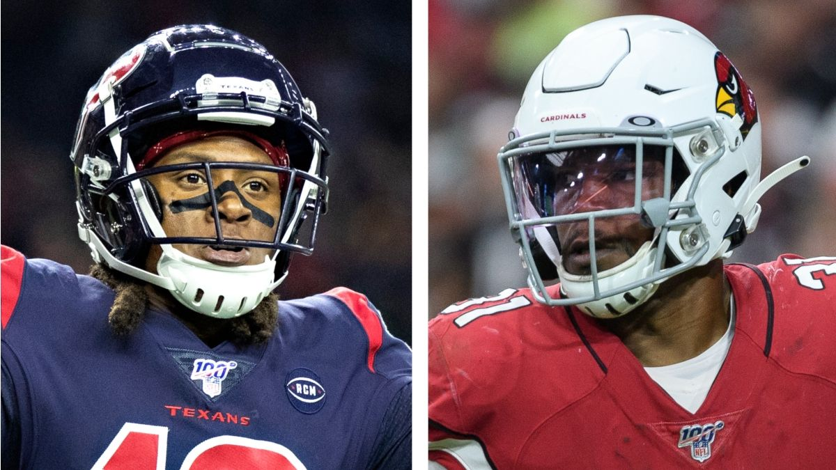 How the DeAndre Hopkins & David Johnson Trade Shifts Projections for Cardinals & Texans Players article feature image