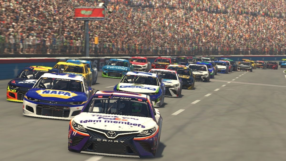 How to Bet on the NASCAR iRacing Pro Invitational Series: Odds, Futures, Driver Matchups & Props article feature image