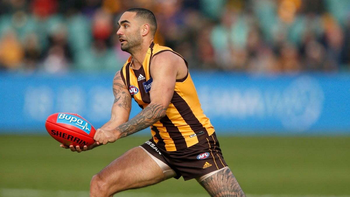 Aussie Rules Football Betting Odds and Picks: Brisbane Lions vs. Hawthorn Hawks article feature image