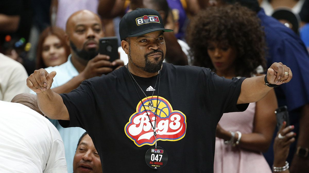 Ice Cube's BIG3 Wants to Quarantine Players and Tape a Basketball Reality Show in April Amid Coronavirus Shutdown article feature image