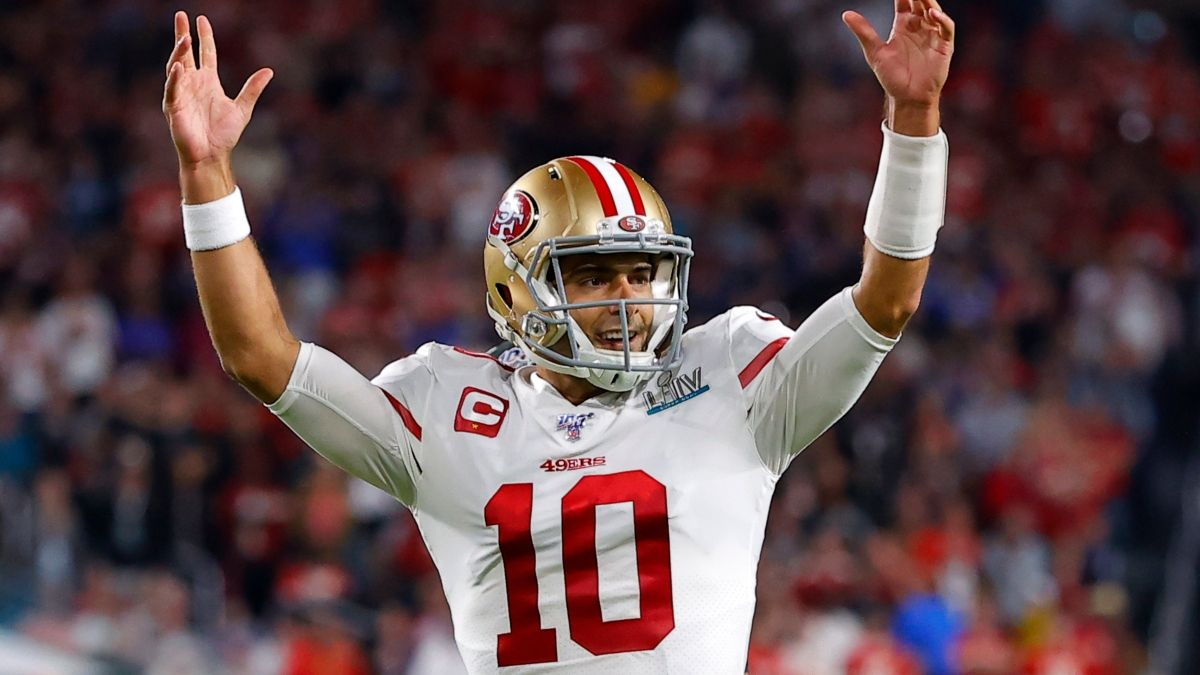 Rams vs. 49ers Promos: Bet $5, Win $100 if San Fran Covers +50! article feature image