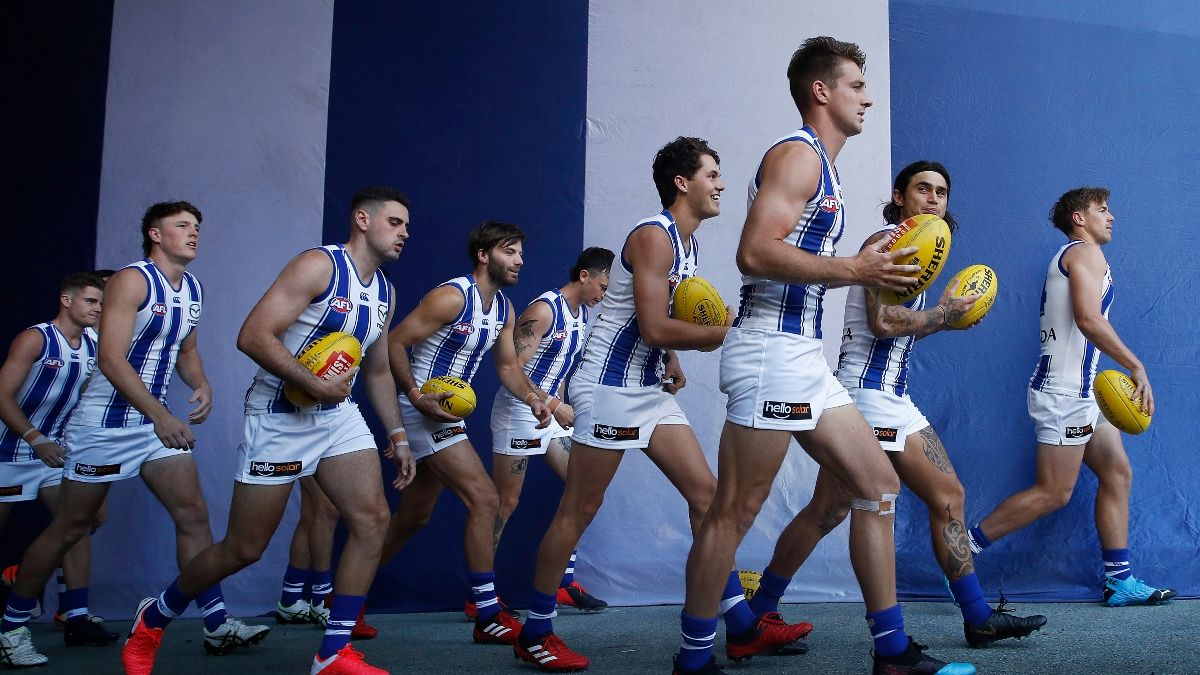 Aussie Rules Football Odds and Betting Picks: North Melbourne Kangaroos vs. St. Kilda Saints (Saturday, March 21) article feature image