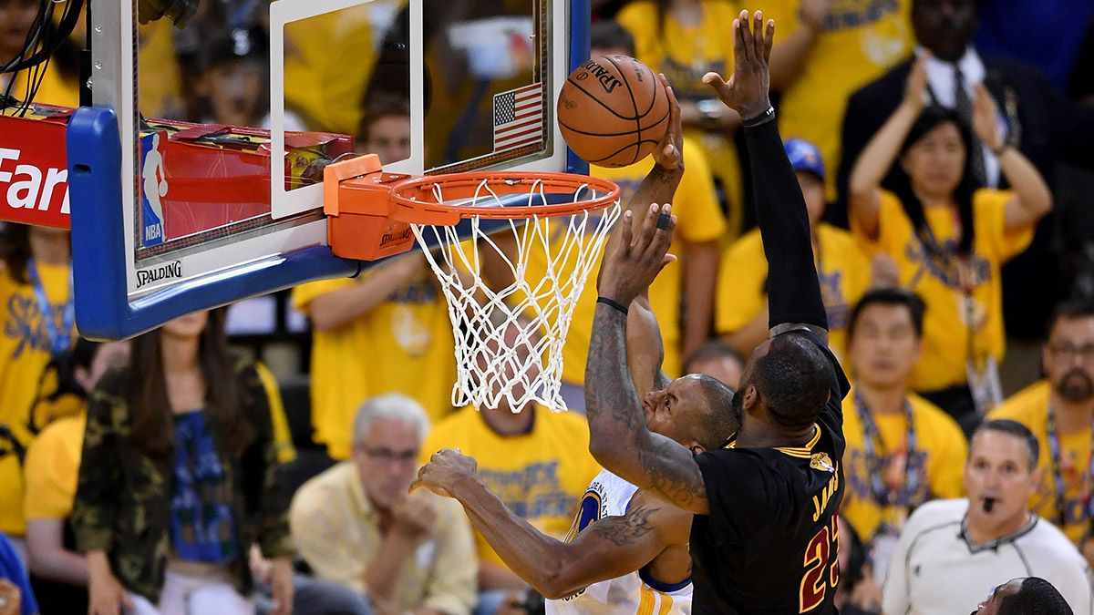 Director's Cut: Watching Back Game 7 of the 2016 NBA Finals with Wob article feature image