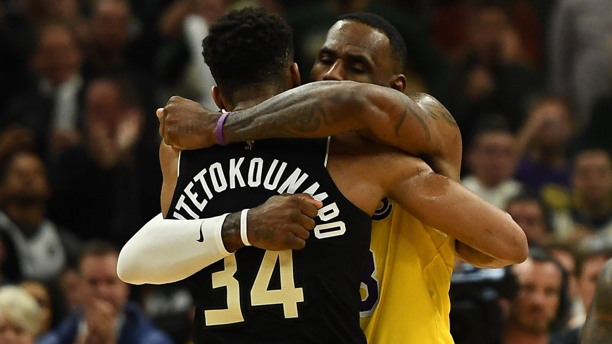 Bucks vs. Lakers Odds, Sharp Betting Pick: How Pros Are Betting Friday's Giannis vs. LeBron Matchup article feature image