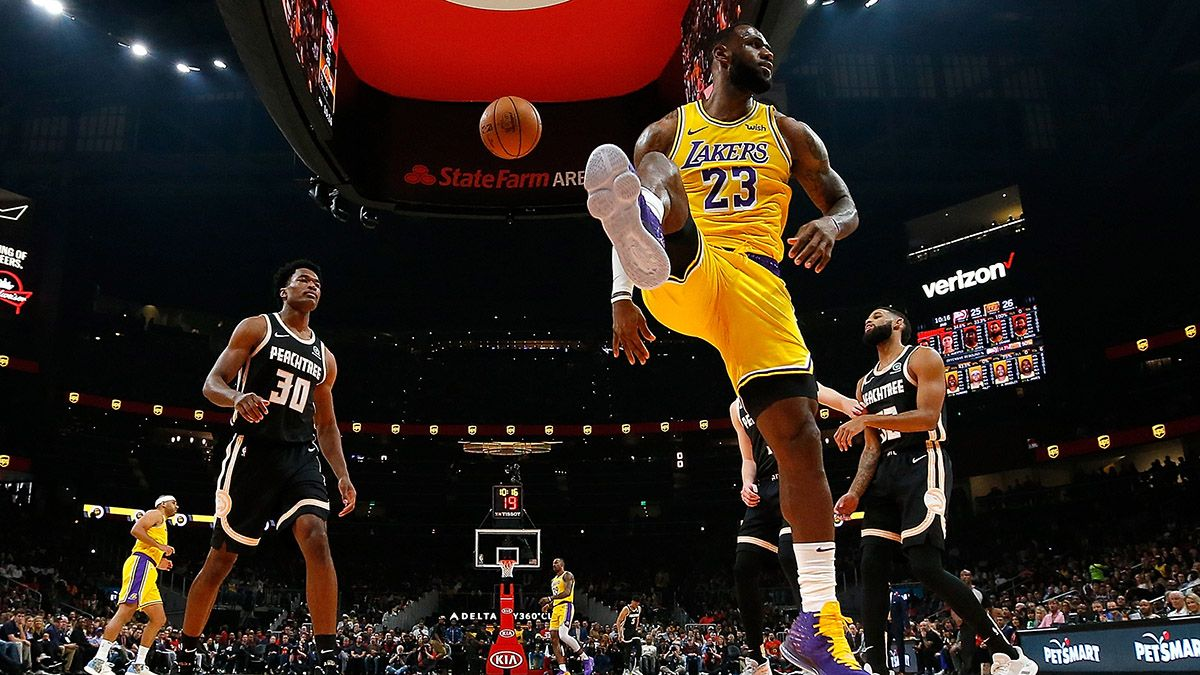Wob: The Biggest Moments from Every Day of the NBA's 2019-20 Season article feature image