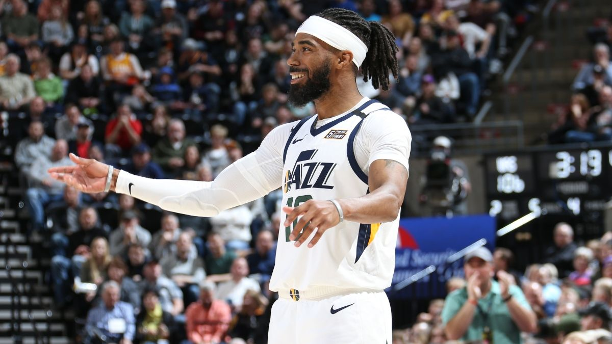NBA Player Props Odds, Picks (Saturday, Aug. 8): Mike Conley, DeAndre Ayton Bets Provide Value article feature image