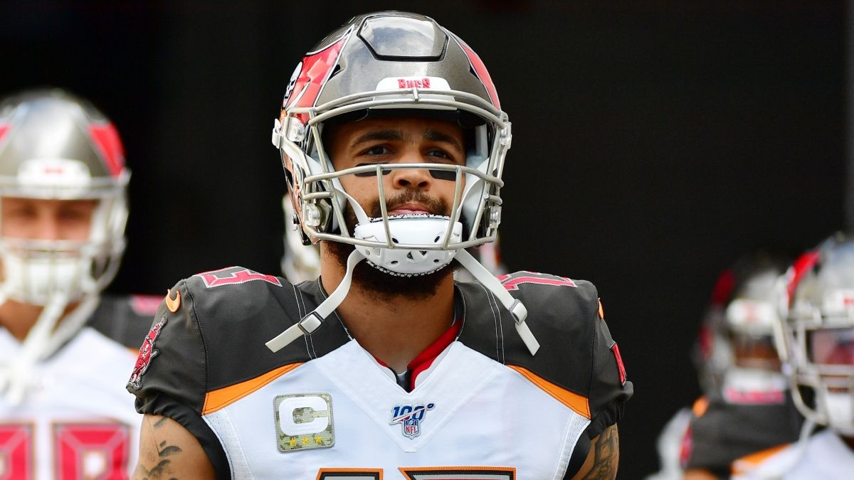 Mike Evans Prop Pick: Betting Against His Touchdown Production with Tom Brady article feature image