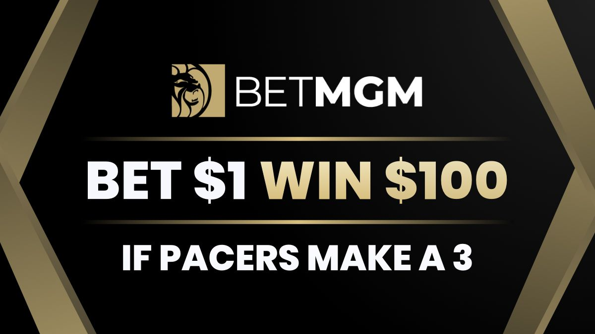 Pacers vs. Mavericks Odds Boosts: Bet $1, Win $100 if Indiana Makes a 3-Pointer article feature image