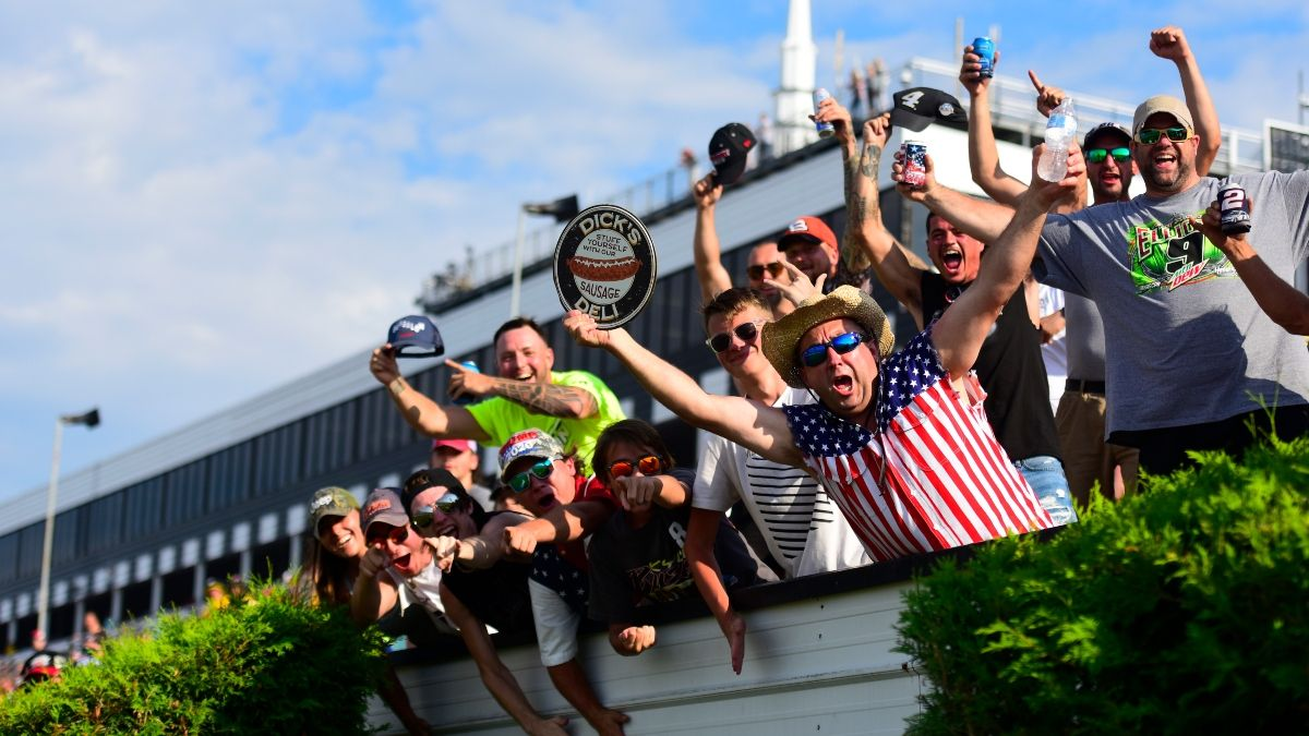 Ranking the Best NASCAR Races in States With Legal Mobile Sports Betting article feature image