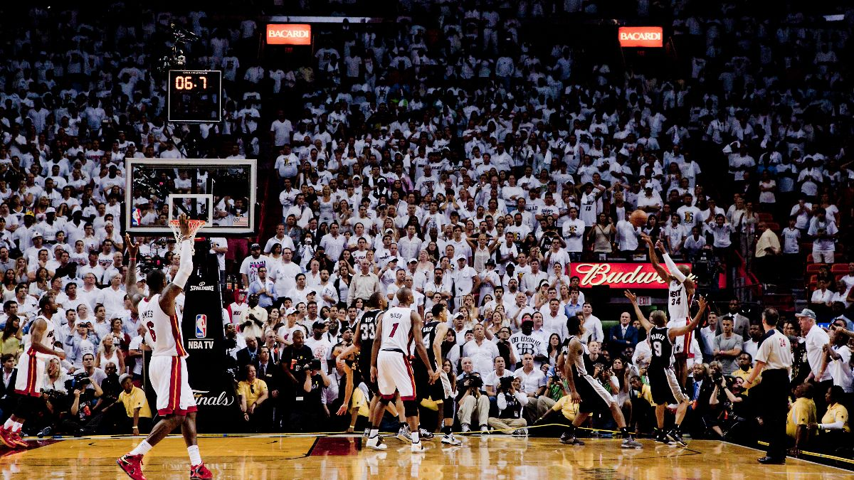 Director's Cut: Watching Back Game 6 of the 2013 NBA Finals with Wob article feature image