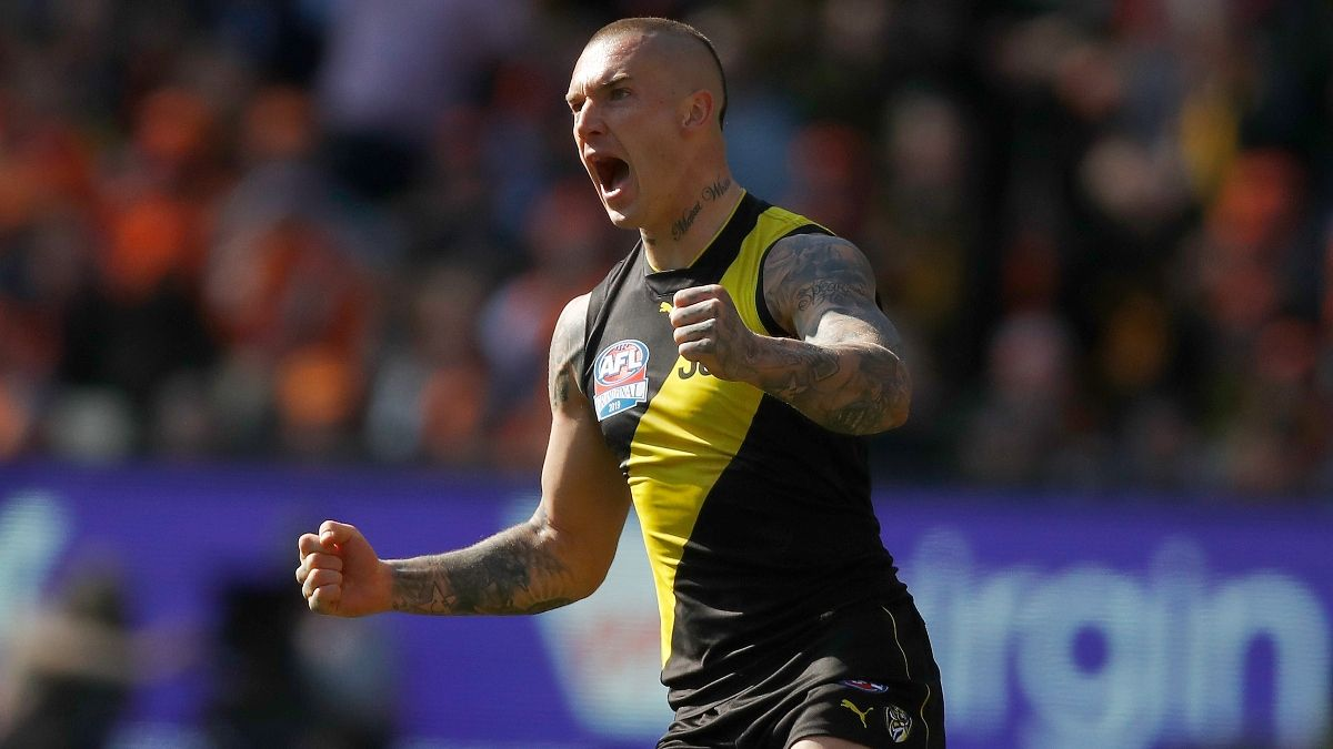 Aussie Rules Football Odds and Betting Preview: Richmond Tigers vs. Carlton Blues (Thursday, March 19) article feature image