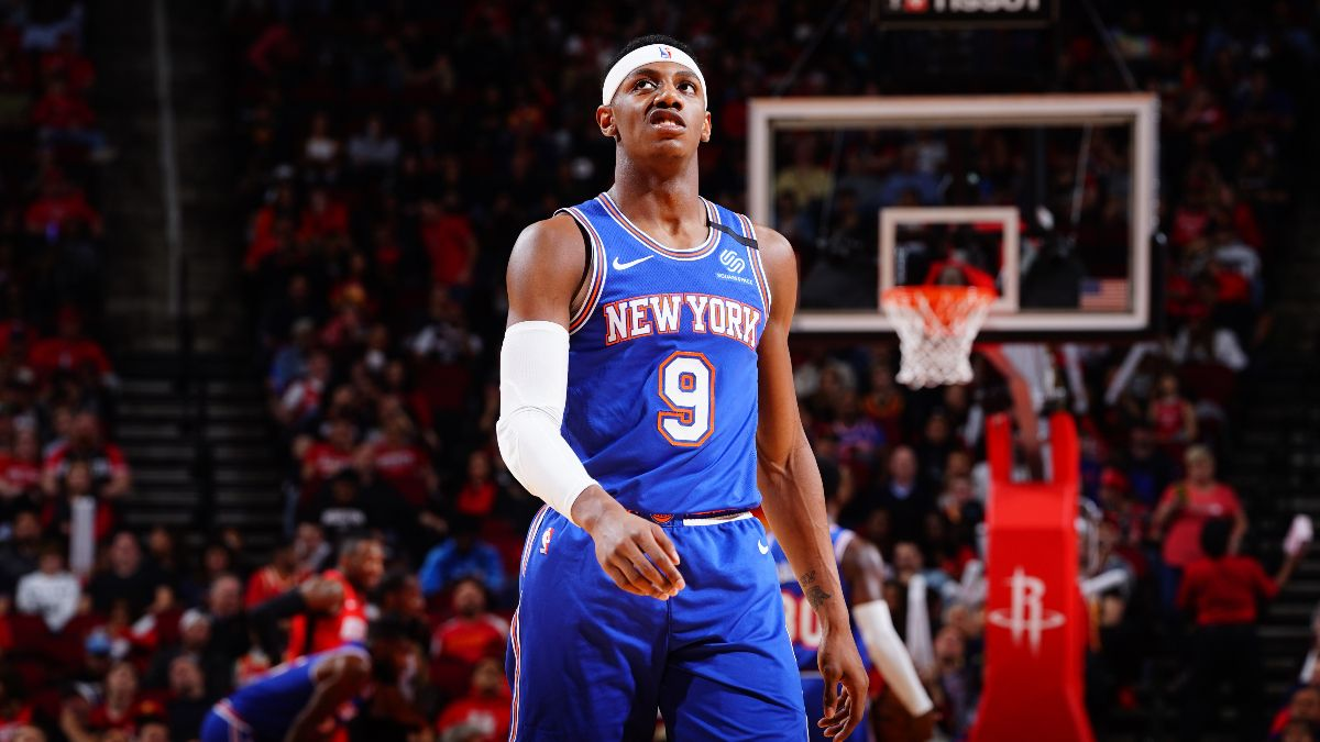 NBA Expert Odds & Picks (Monday, March 2): Our Staff's Best Bets for Rockets vs. Knicks, Grizzlies vs. Hawks article feature image
