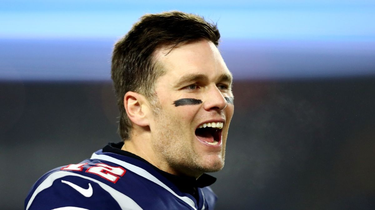 Tom Brady Report Moves Buccaneers Super Bowl Odds from 50-1 to 25-1 & Boosts Their Win Total article feature image