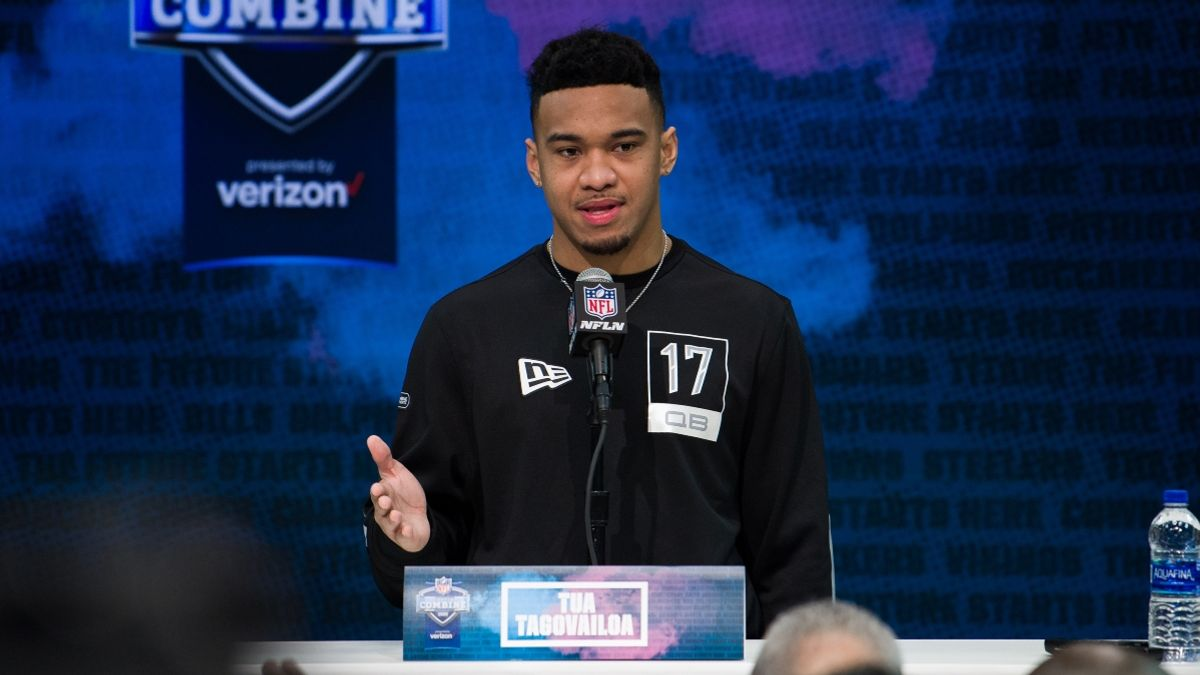 Freedman: How I'm Betting on Tua Tagovailoa's Draft Position in the 2020 NFL Draft article feature image