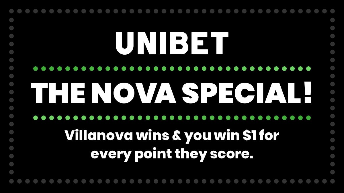 Villanova vs. DePaul Odds Boost: Win $1 for Every Point Villanova Scores if Wildcats Beat DePaul article feature image