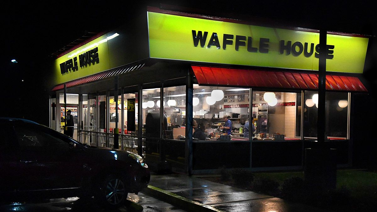 Waffle House Never Closes, But It's Shutting Down Locations at a Historic Rate Due to Coronavirus article feature image
